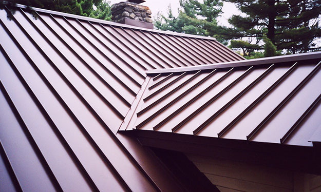 Ottawa Roofing - Metal Roofs