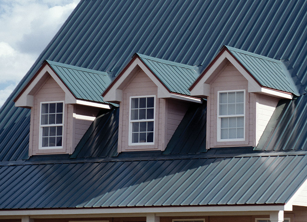 Ottawa roofing - metal roof